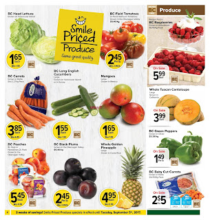 Thrifty Foods Flyer August 23 to 29, 2017