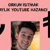 Orkun Işıtmak'ın Aylık Youtube Kazancı