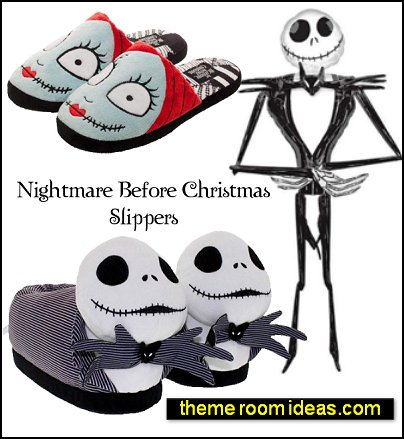 Nightmare Before Christmas slipper Sally Scuff Slippers