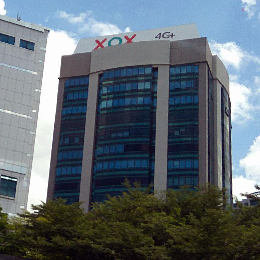 XOX di Menara Lien Hoe