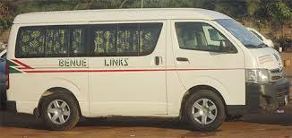 benue links bus going from lagos to makurdi