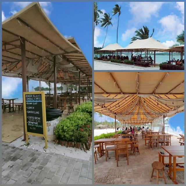 Restorant Pulau Ranoh