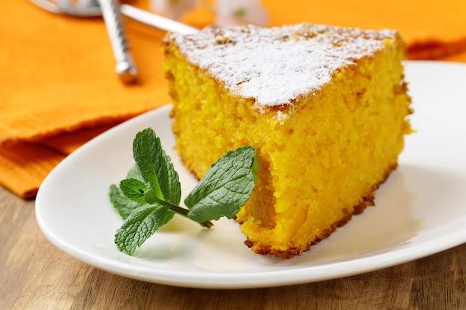 Como fazer bolo para diabéticos de cenoura?