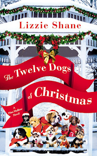 Book Review: The Twelve Dogs of Christmas (Pine Hollow #1) by Lizzie Shane