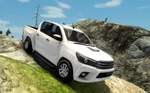 Hilux Offroad Colina Truck