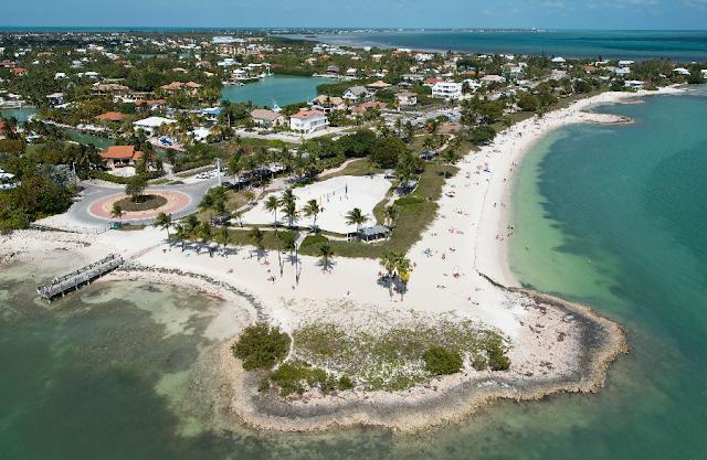Ilha Marathon na Flórida
