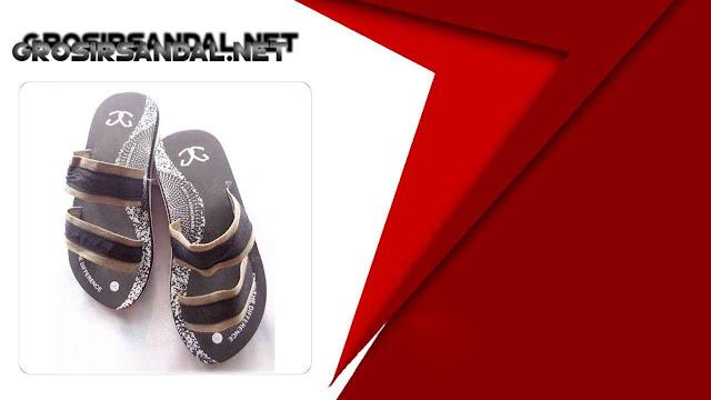 Sandal Lisban Dua Pria GSJ - Grosir Sandal Dewasa Pria