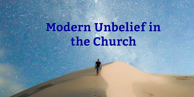Beware of new teachings in the church that will lead you back into a spiritual wilderness! This 1-minute devotion explains.