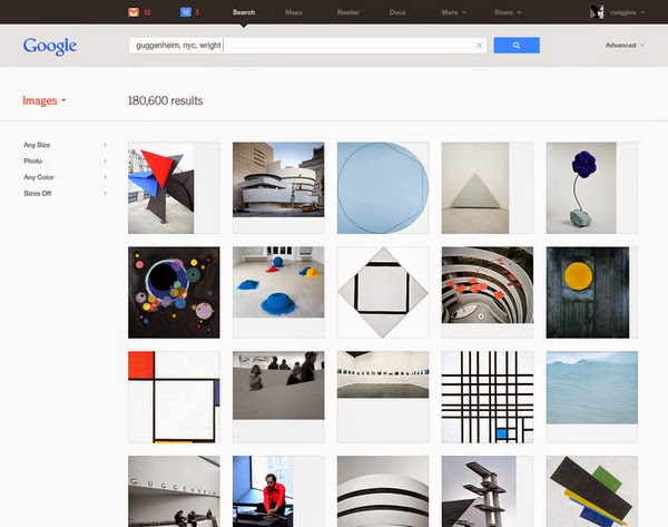 Andy Gugel & jKaczmarek - Redesign for Google's suite of products