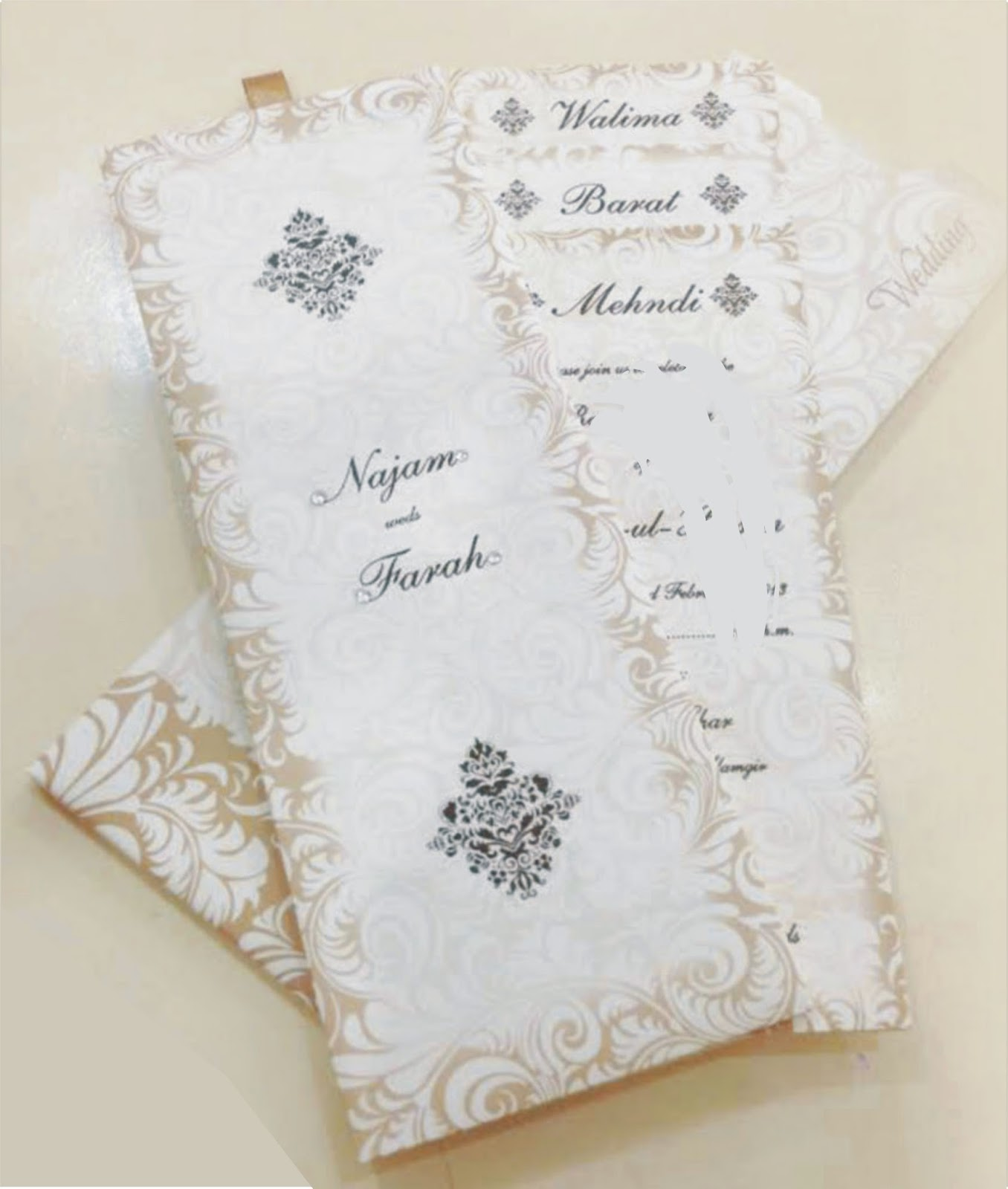 Zem Printers: Wedding Cards In Pakistan