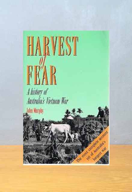 HARVEST OF FEAR, John Murphy