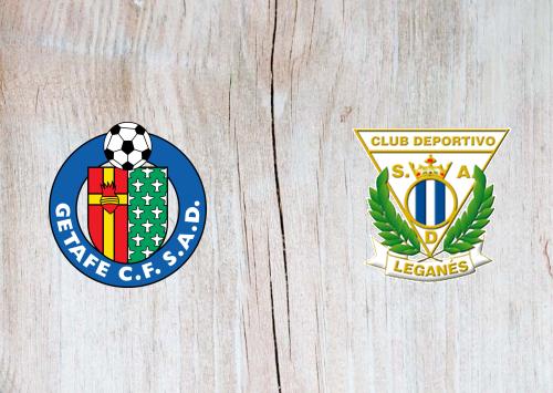 Getafe vs Leganés -Highlights 19 October 2019