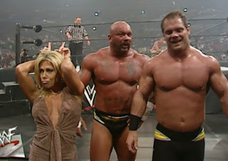 WWE / WWF Survivor Series 2000 - Terri led The Radicalz into battle