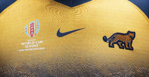 La nueva camiseta edición especial para #Pumas7s en la #RWC7s