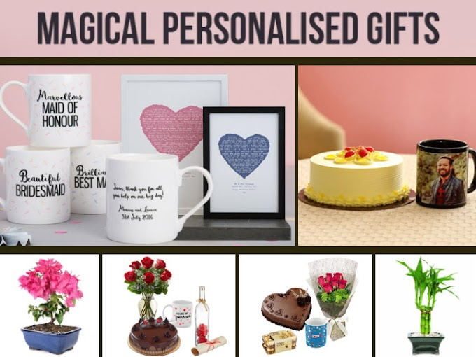 Personalised Gifts by Dhakagifts.com to Keep Memories Forever | Fastest Gifts Delivery