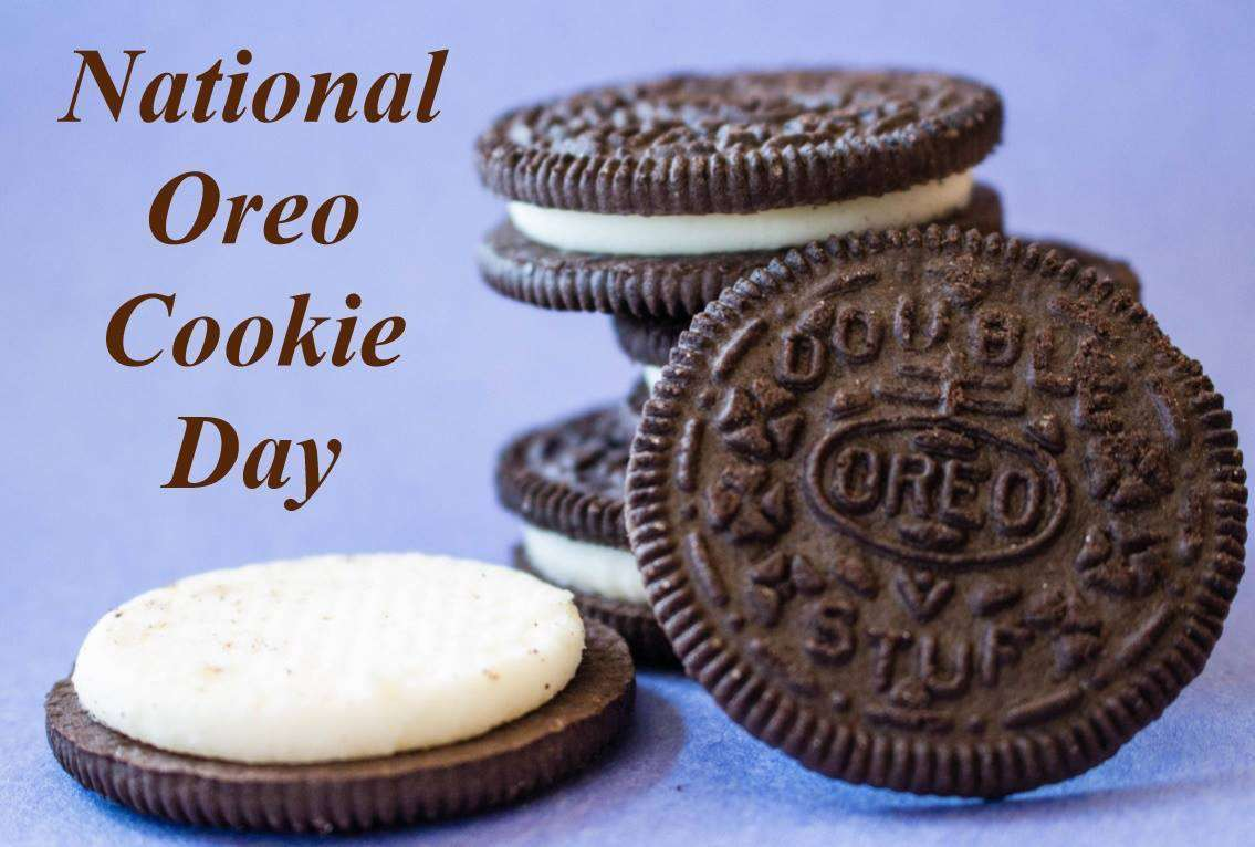 National Oreo Cookie Day Wishes Awesome Images, Pictures, Photos, Wallpapers