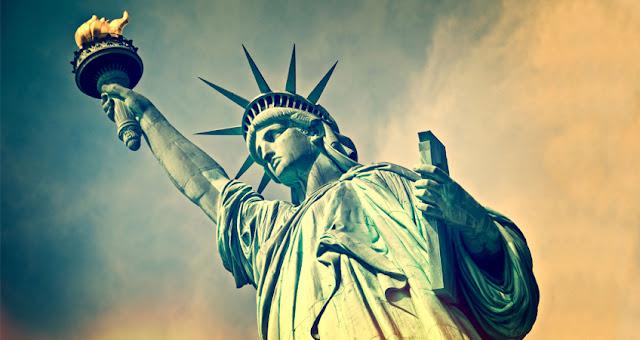 Estatua Libertad NewYork estructura