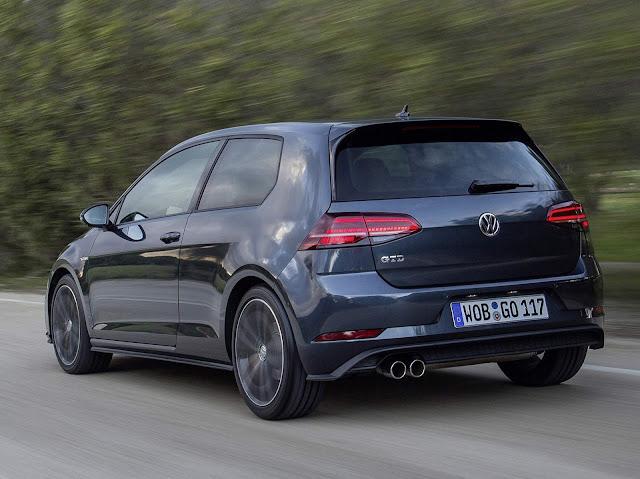 VW Golf 2018 GTD
