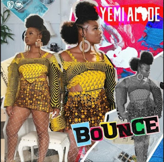 AUDIO | Yemi Alade ~ Bounce |[official mp3 audio]