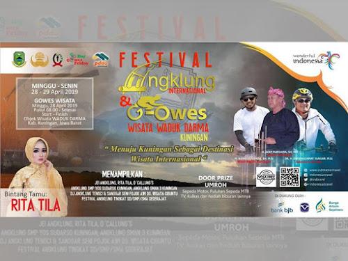 Festival Angklung Kuningan 2019