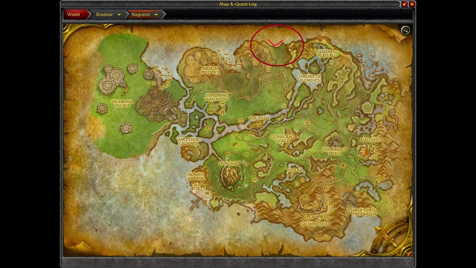 Master of World of Warcraft : November 2014