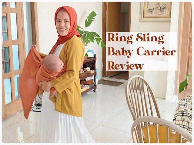 gendongan ring sling terbaik