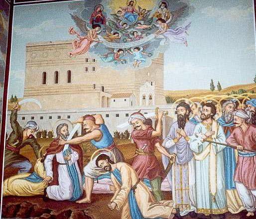 Η ιστορία που «ξεχνάνε» να μας πουν! Οι Οθωμανοί τρύπησαν τους αστραγάλους του, τον έδεσαν πίσω από ένα άγριο άλογο, τον σούβλισαν και τον έκαψαν…