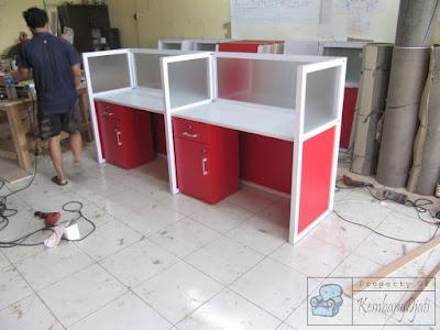 Cubicle Workstation + Furniture Semarang ( Cubicle Workstation )