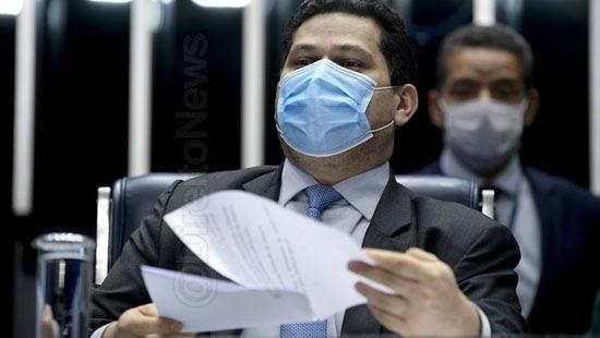 alcolumbre arquiva impeachment ministros stf aras