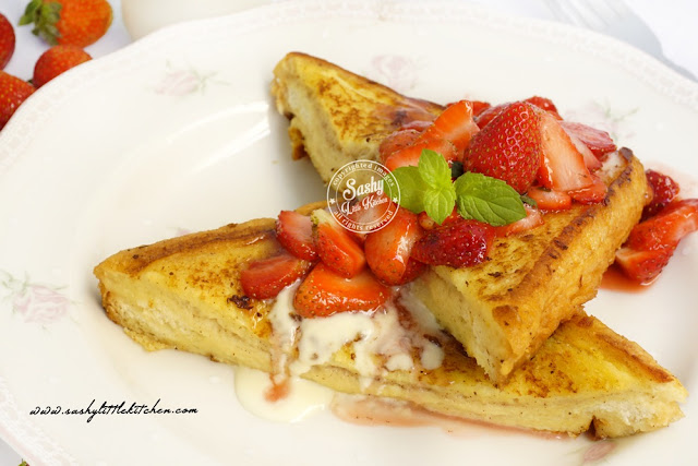 Resep French Toast
