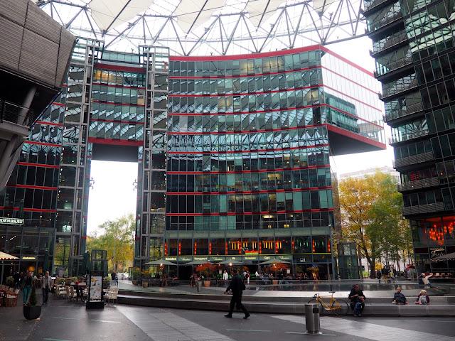Sony Centre, Berlin, Germany