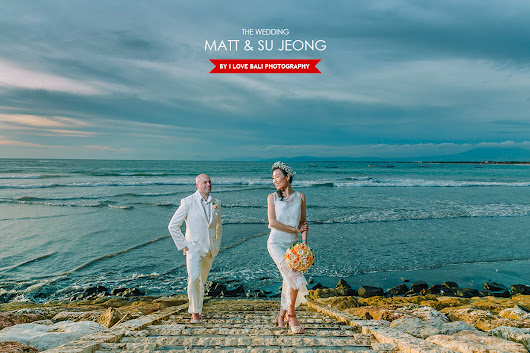 Matt & Su Jeong - The Wedding