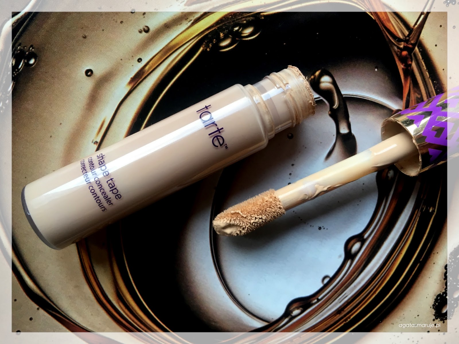 Tarte Shape Concealer korektor Light Neutral opinie