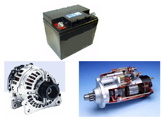 Acumulador - Dispositivo Capaz de Transformar Energia Química em Energia Elétrica