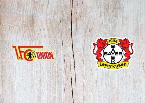 Union Berlin vs Bayer Leverkusen -Highlights 15 January 2021