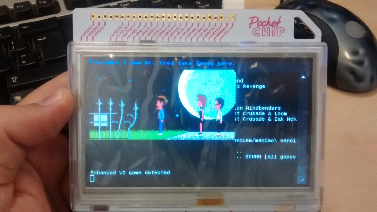Indie Retro News: PocketCHIP Hardware Review - The perfect