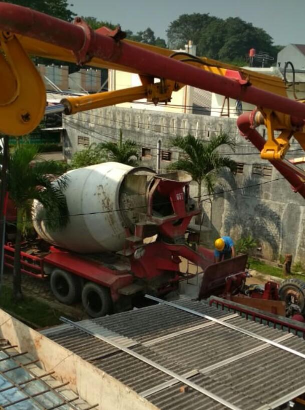 harga sewa pompa beton per kubik dan harga readymix per kubik