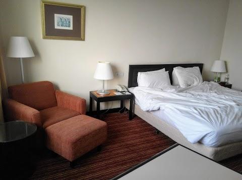 【诗巫住宿】马来西亚砂劳越诗巫塔纳哈马斯酒店 Tanahmas Hotel Sibu, Sarawak, Malaysia  宽敞的三星级商务酒店