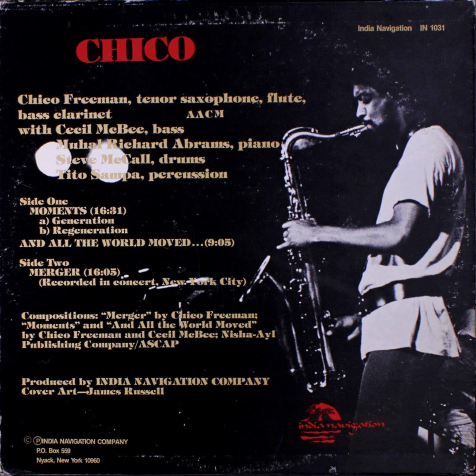 Chico Freeman Chico