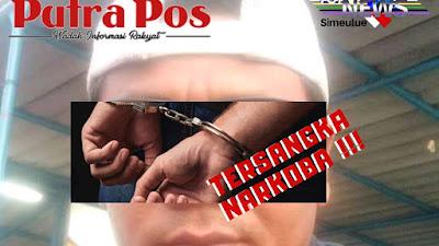 Diduga Gunakan Narkoba, Ketua LSM di Simeulue Ditangkap Polisi