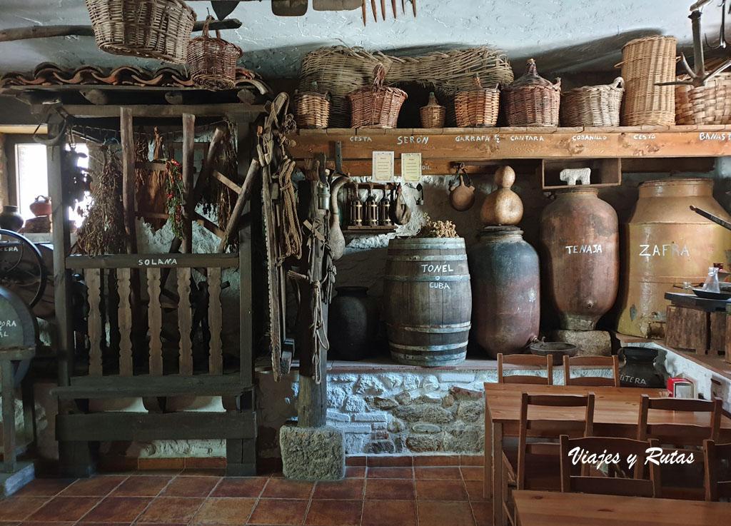"""Taberna """"Museo de Arenas de San Pedro"""""""