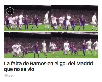 Cristiano Ronaldo  y la prensa anti madridista de Barcelona