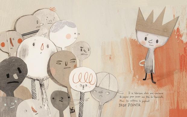 Ilustraciones de Isabelle Arsenault