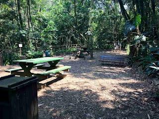 Parque Alfredo Volpi - Área de piquenique