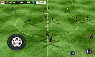 Download FTS15 Mod PES 2017 By Pentha & All Modder [Milan Version]