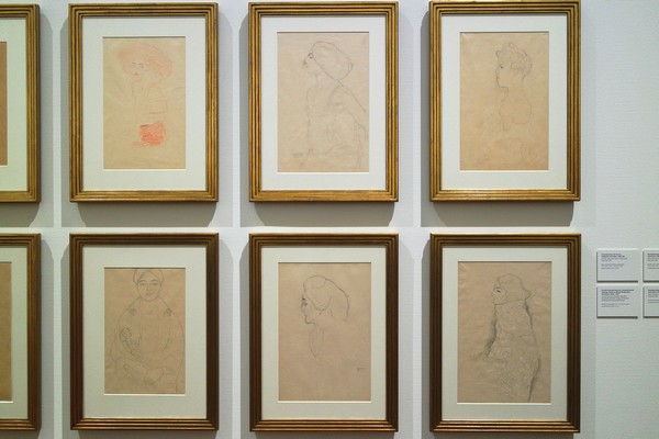 vienne modernisme viennois leopold museum gustav klimt
