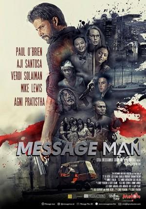 Download Film Message Man (2018) Full Movie Gratis