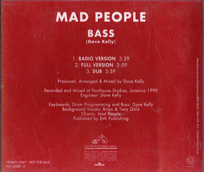 Madd People – Bass (1993) (Promo CDS) (FLAC + 320 kbps)