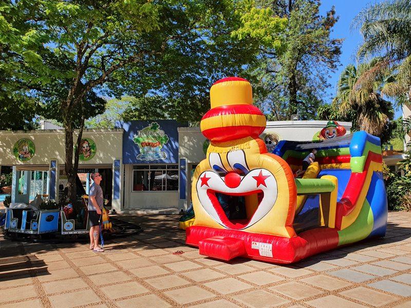 Melhor Resort para crianças em Foz do Iguaçu