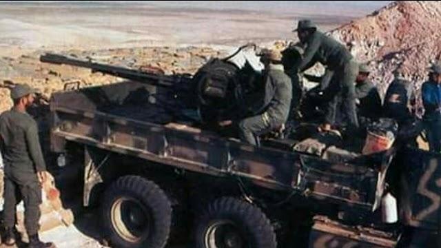 اسر شهداء حرب الصحراء:رصاصة الرحمة